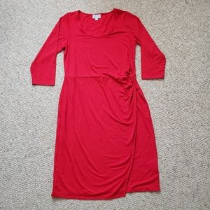 Pure Collection Red Dress